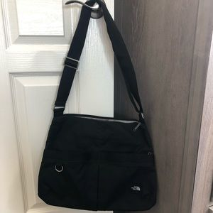 The North Face Black Crossbody bag